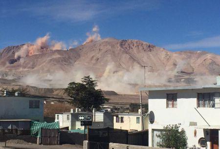 Sismo 6,1 Richter se registra en la región de Atacama