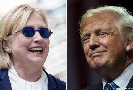 Trump y Clinton, empatados a las puertas del primer debate