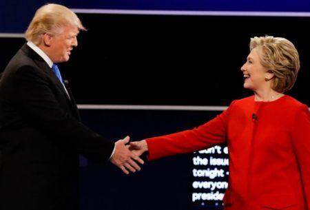 Las verdades y mentiras de lo que dijeron Clinton y Trump en el primer debate