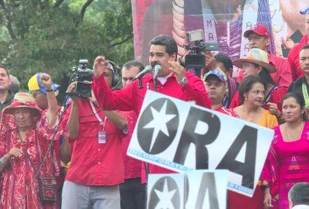 Frenan referendo revocatorio en Venezuela