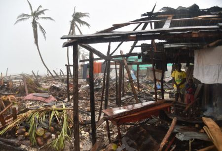 Desorganización de la ayuda perjudica a haitianos afectados por huracán Matthew
