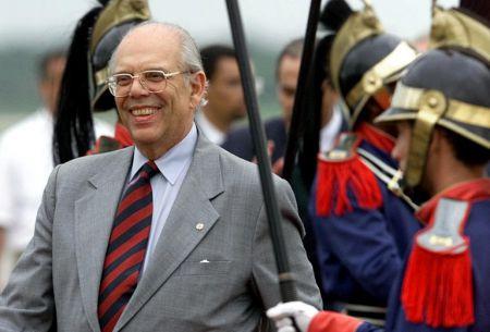 Muere el ex presidente de Uruguay Jorge Batlle