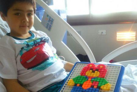 Padre dona parte de su hígado para salvar la vida de su hijo que es prioridad nacional