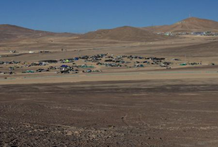 Minera Escondida: gobierno calcula merma 3.400 toneladas de cobre por día de huelga