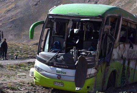 Chile expresa condolencias por accidente de Turbus en Argentina