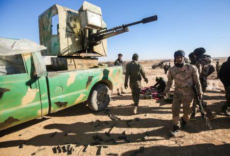 Irak anuncia lanzamiento de operación contra el Estado Islámico para recuperar Mosul