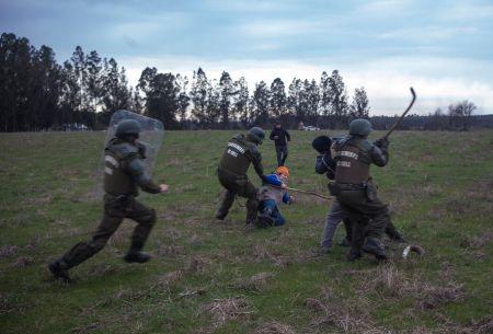 Amnistía Internacional critica uso excesivo de la fuerza por parte de Carabineros