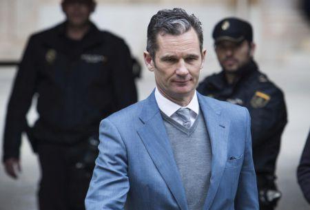 El cuñado del rey de España permanece en libertad provisional y sin fianza