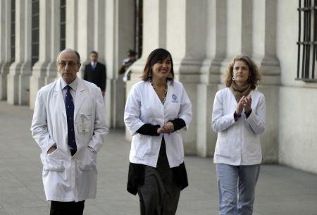 Presidenta del Colegio Médico: Con gobiernos tan cortos la salud nunca va a ser un tema