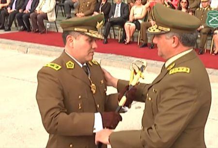 [VIDEO] Fraude de Carabineros: declaró el primer general en servicio activo
