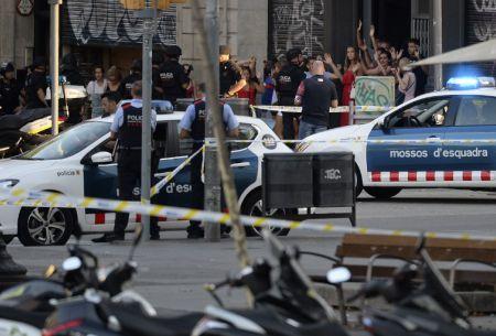 Sospechoso de atentado en Barcelona llevaba una identificación robada al momento del ataque