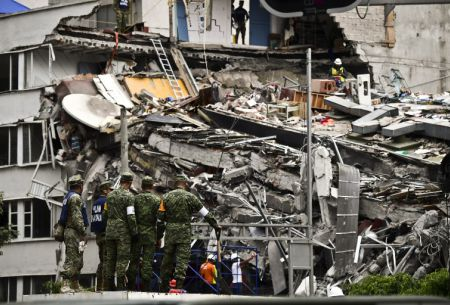 [Minuto a minuto] Terremoto en México: Cifra de fallecidos aumenta a 286