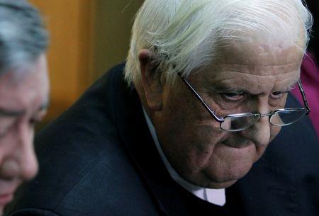 Obispo Alejandro Goic