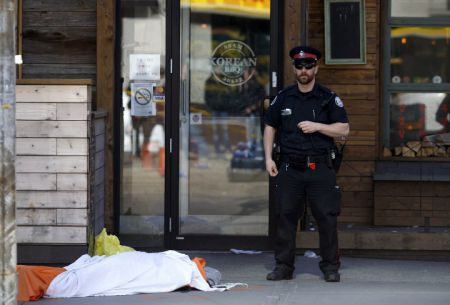 [VIDEO] Policía confirma que atropello en Toronto fue deliberado