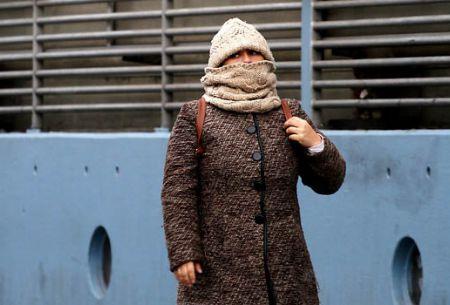 Dirección meteorológica anunció heladas para la zona central del país