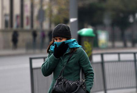 ¿La mañana más fría del año en Santiago? Revisa cuántos grados hubo en horas de esta mañana