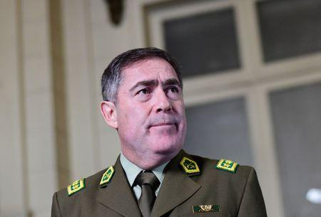 Director de Carabineros espera que juicio por Operación Huracán se realice lo antes posible