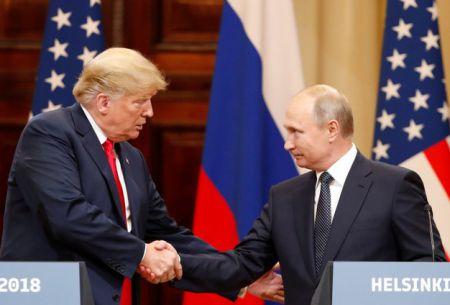 [VIDEO] Trump dice que se expresó mal sobre injerencia rusa en elecciones