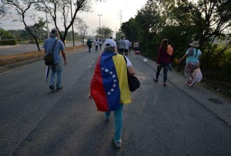 Venezolanos que han dejado su país. Imagen referencial