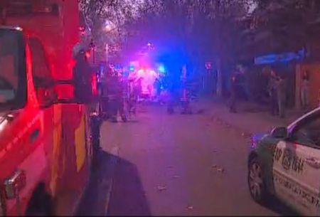 Evacúan a trabajadores por emergencia química en San Joaquín