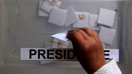 Proyecto para reelección presidencial inmediata comenzó trámite