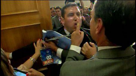 Iglesias evangélicas expresan categórico rechazo a actuación del pastor Soto