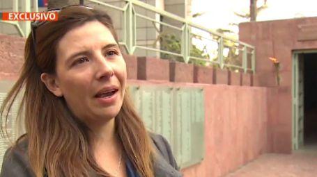 Habla viuda de carabinero fallecido el Día del Joven Combatiente