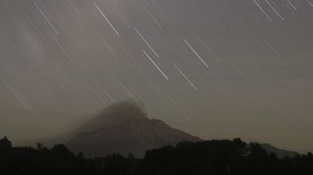 [TRANSMISIÓN EN VIVO] Mira aquí la actividad del volcán Calbuco