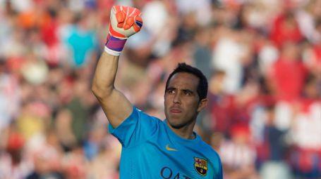 Claudio Bravo se queda con el Trofeo Zamora y entra en la historia de la Liga española