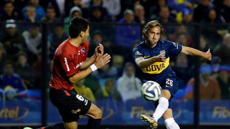 José Pedro Fuenzalida no seguiría en Boca Juniors