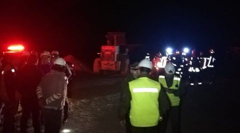 Rescate en Mina San José de Tocopilla: realizan detonaciones controladas para remoción de materiales