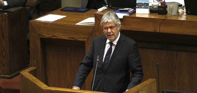 El 'lado B' de la interpelación a Eyzaguirre en la Cámara de Diputados