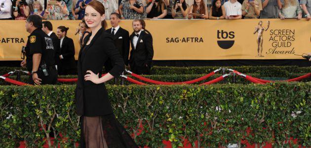 Las 11 mejores vestidas de los premios SAG, según Vanity Fair