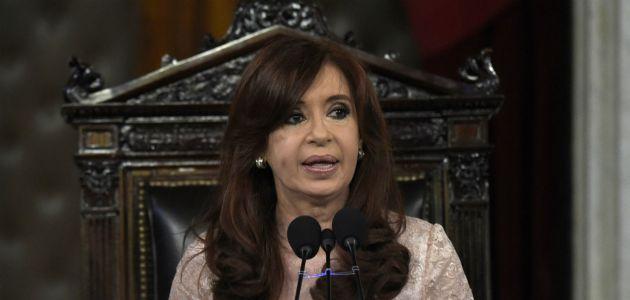 Cristina Fernández afirma que logró \