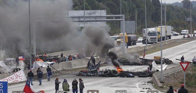 [Minuto a Minuto] Continúan los bloqueos en Chiloé ante fracaso de la mesa negociadora