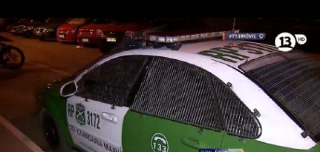 Carabineros son detenidos y dados de baja por realizar asalto en Maipú