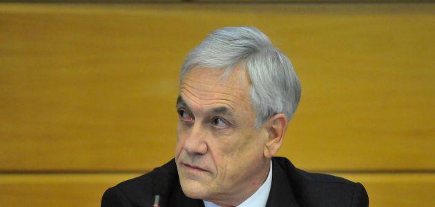 Incendios forestales: Piñera convoca a alcaldes para ayudar a comunas afectadas