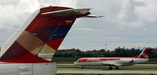Huelga de pilotos de Avianca afecta a miles de pasajeros en Colombia