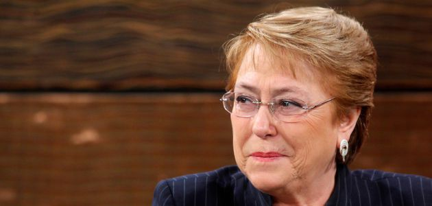 Alcaldes electos de la Nueva Mayoría se reúnen con Bachelet en La Moneda