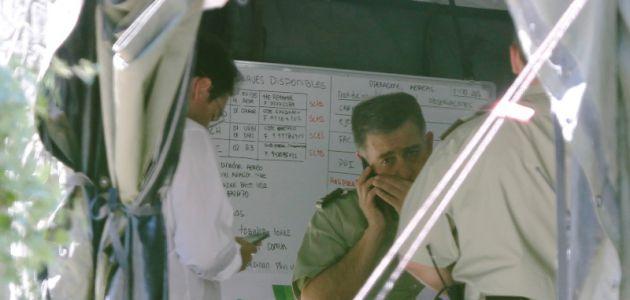 [FOTOS] Así fue el operativo de rescate de los jóvenes extraviados en cerro Provincia