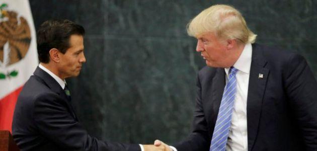 México impondrá aranceles a EE.UU. si éste aplica impuestos para financiar el muro
