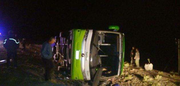 Accidente de Tur Bus dejaría al menos 19 muertos en un viaje con destino a Chile desde Mendoza