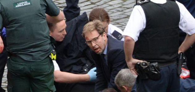 El héroe del ataque en Westminster