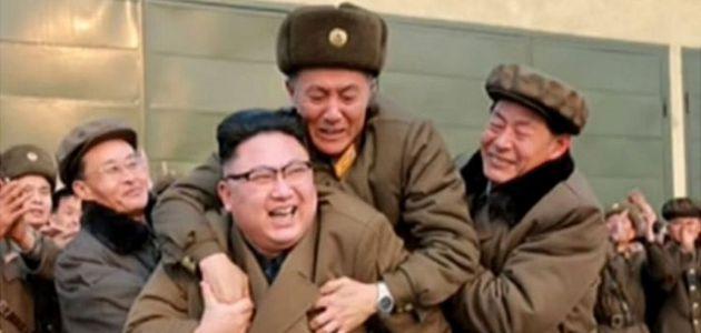 ¿Quién tuvo la osadía de subirse a caballito del líder de Corea del Norte, Kim Jong-un?