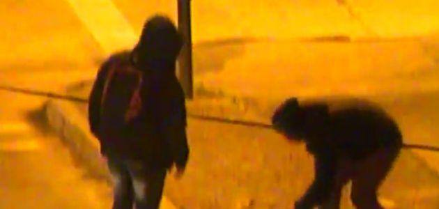 Dan brutal Golpiza a joven en Temuco