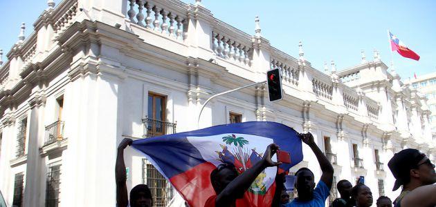 Presidente Piñera abordará este sábado temas de inmigración con su par de Haití