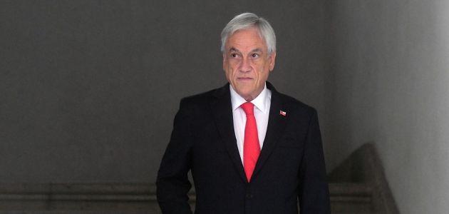 Sebastián Piñera confirma que GOPE será retirado de La Araucanía