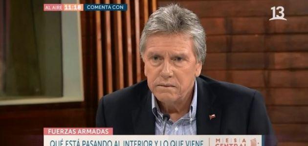 """Ministro de Defensa: """"No es aceptable que una persona tenga hasta 3 jubilaciones"""""""