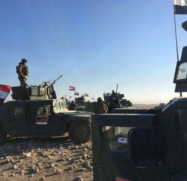 Periodista muere tras estallar una bomba en pleno conflicto iraquí