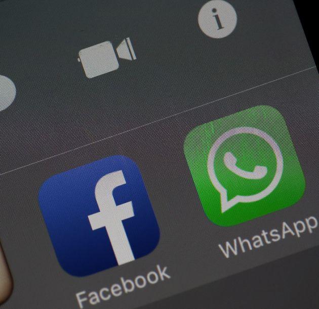 Facebook enfrentaría multa de UE por adquisición de WhatsApp